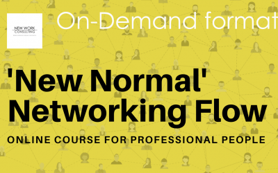 New Normal Networking Flow ON-DEMAND course
